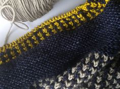 Such an easy and enjoyable knit. There's a simplicity to the design yet it creates a beautiful fabric. Mina's design and pattern instructions are excellent. I used a different weight yarn than su...