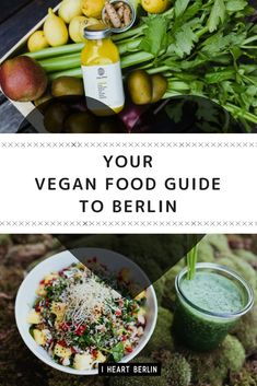 In case you are unsure where to go to enjoy the latest trends in vegan cooking, we put together a list of fantastic vegan restaurants in berlin // #iheartberlin #berlin #berlinguide #foodguide #veganinberlin #vegan #vegancooking #veganlifestyle #berlin