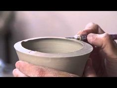 Ceramic Arts Daily: Making Interesting Mug Shapes by Combining Bisque Molded and Wheel Thrown Parts