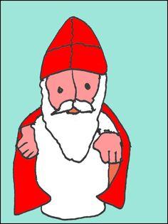 Poppenkastverhaal over de mijter van Sinterklaas