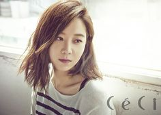 Go here for Gong Hyo Jin's previously released spreads from the June issue ofCéCi.   Source | CéCi