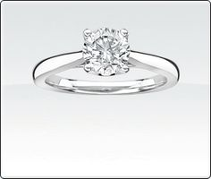 GORGEOUS! SKU: 6448851\n  	1ct Passionate Heart Solitaire #RHDreamWeddingSweepstakes