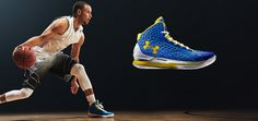 Stephen Curry Signature Basketball Shoes | Under Armour | US