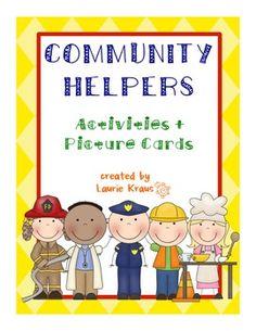 Community Helpers - TpT