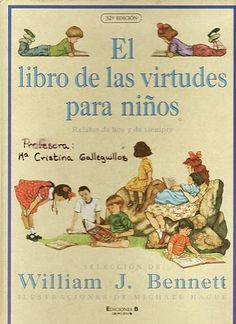 The Book of Virtues: A Treasury of Great Moral Stories Story Books For Toddlers, Moral Stories, Toddler Fun, American History, Audio Books, Childrens Books, The Book, Reading, Citrus Heights
