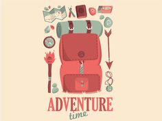 Adventure Time by Milli-Jane