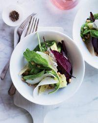 Beet, Avocado and Arugula Salad Recipe on Food & Wine