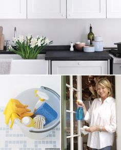 Get a head start on your Spring Cleaning with our expert tips on keeping a clean-home.