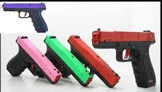 SIRT training Pistol for Glocks