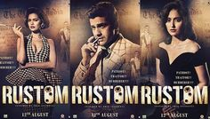 Akshay Kumar releases new posters of Ileana Esha Gupta and Arjan Bajwa from Rustom with a cryptic message!