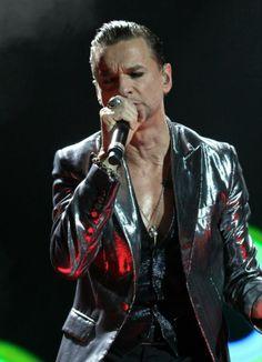 Dave Gahan, Depeche Mode 2013 tour in Gothenburg