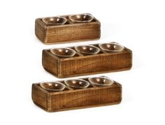 Like a sugar mole, but candles would be easier to find !  Enjoy one decor deal a day from WUSLU ~www.wuslu.com