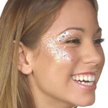 When is it okay to wear glitter all over your face? I hope always!