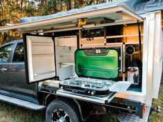 The Traymate Camper has re-invented slide on aluminum ute canopies. The worlds first lightweight slide on camping and trade system designed for all budgets. Small Camper Trailers, Diy Camper Trailer, Slide In Camper, Trailer Build, Truck Bed Storage, Trailer Storage, Off Road Camping, Truck Camping, Flatbed Truck Beds