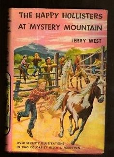 1954 The Happy Hollisters At Mystery Mountain Jerry West HC/DJ - http://books.goshoppins.com/mystery-thriller-suspense/1954-the-happy-hollisters-at-mystery-mountain-jerry-west-hcdj/