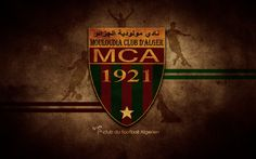 Image for best hd wallpaper gookep MCA mca mouloudia club alger foot ball sport
