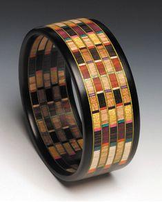 Fine Wood Jewelry Martha Collins