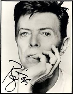 """""""I do value the respect I get from my contemporaries, but to have Oasis cover my song, to have Puff Daddy cover a song, to have Goldie come along to my gigs - that's where my ego is at. To have my fellow musicians like what I do, that's very cool.' - David Bowie"""