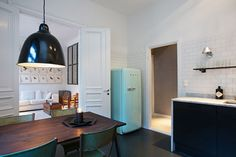 Renovated 1894 Apartment in Stockholm - NordicDesign