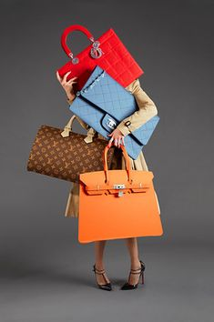 The Nerve-Racking, Soul-Searching, Exhilarating Process of Shopping for a Handbag