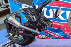 Deep Inside the Yoshimura Suzuki GSX-R1000 Superbike   SuperbikePlanet
