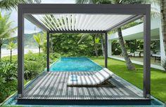 terrassen berdachung holz einbauleuchten dekorativ kamin gartenliegen sch ne modern designte. Black Bedroom Furniture Sets. Home Design Ideas