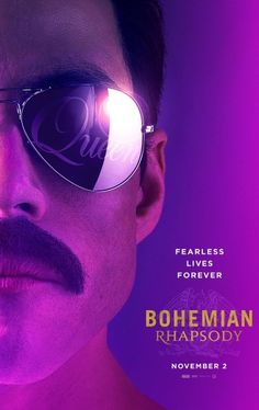 The first trailer for Bohemian Rhapsody, the film all about Freddie Mercury and Queen, has been released. Bohemian Rhapsody is a foot-stomping celebration [. 2018 Movies, New Movies, Good Movies, Movies Online, Latest Movies, Amazing Movies, Popular Movies, Comedy Movies, Vintage Movies