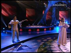 We are already counting down to the 2012 Eurovision Song Contest in Baku. We do that by looking back to recent editions of Europe's favorite TV show. We star. Eurovision Songs, Eurovision Favourites, Serbia And Montenegro, Different Feelings, Dance Routines, Latin Music, Easy Listening, Film Books, Music