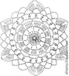 Занимательная геометрия для тех, кто вяжет крючком. Часть 1. - Ярмарка Мастеров - ручная работа, handmade.
