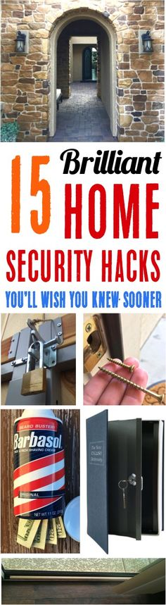 15 Easy Ways to Make Your Home Safer! (DIY Thrill)