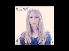 ▶ Anna Graceman - Miles Away (Audio) - YouTube