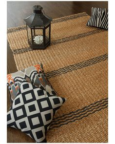 """""""Oxford""""  Hand-Woven Rug is on Rue. Shop it now."""