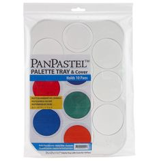 PanPastel® 10 Color Tray & Cover