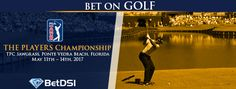 """THE PLAYERS Championship is golf's so-called """"fifth major"""" as it attracts most of the top players in the world every year. Golf Events, Golf Betting, Golf Pga, Ponte Vedra Beach, Florida, Tours, Sports, Hs Sports, Sport"""