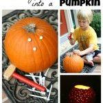 Exploring the Five Senses with a Pumpkin