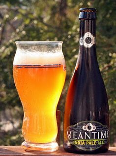 Light but good  Meantime IPA