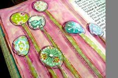 Lots of fun ideas: Dream, Create, Inspire: Art Journal