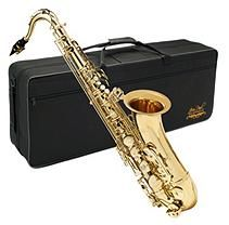 Student Tenor Saxophone TS - 400 With Carrying Case