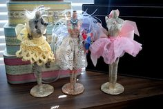 Mini Manequins Art Doll