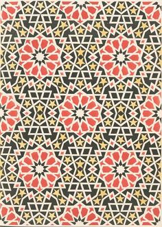 Mosque mosaic wall decoration, Cairo