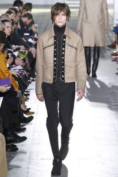 Costume National Homme Milano Fashion Week: Men Fall / Winter 2015 #MilanFW