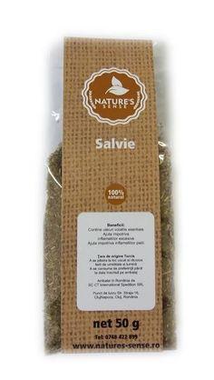 Sage, 50 gr. - crazybanana.eu Cardamom Powder, Basil, Spices, Coffee, Food, Sage 50, Cinnamon, Seeds, Self