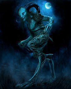 Fantasy Art by Simon Favreau McNulty, Canada.
