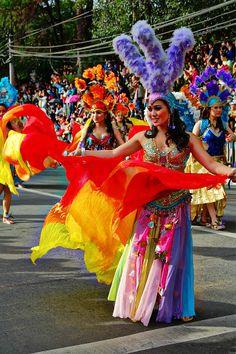 Panagbenga Festival, Baguio City Philippines Baguio City, Cebu City, Quezon City, Filipino Art, Filipino Culture, Philippines Destinations, Banaue, Philippine Holidays, Visayas