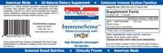 mmuneSense™ Made Exclusively with EpiCor®  EpiCor is an all-natural nutritional dietary ingredient that helps support the immune system. It's not a single chemical as are many immune support products on the market, but a complex, nutrient-rich ingredient comprised of vitamins, minerals, amino acids, and antioxidants via BuyDirectUSA.com Like - Share - Repin