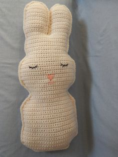 bunny rabbit cute cuddle cushion for nursery or kids bedroom perfect present for birthdays or baby showers Size: Approx For more information please contact me Shower Sizes, Bunny Rabbit, Cuddle, Baby Showers, Attic, Baby Toys, Kids Bedroom, Nursery Decor, Baby Gifts