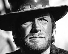 Clint Eastwood - Another of my all time favorite actors, as well as directors..