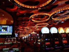 love the lights in Hard Rock Casino, Macau.... selina vaughan studios