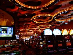 Hard Rock Hotel Amp Casino Hollywood Fl Casino Floor