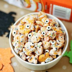 Monster Mix Snack Mix